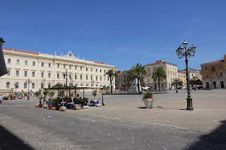Photo of Piazza d'Italia in Sassari