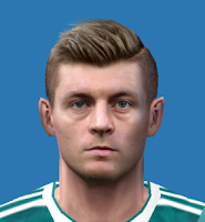 PES 6 Faces Toni Kross by Alegor
