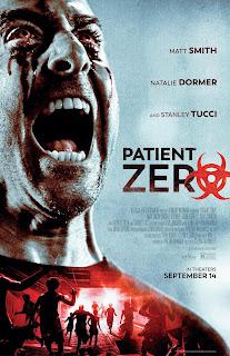 Patient Zero - Poster & Trailer
