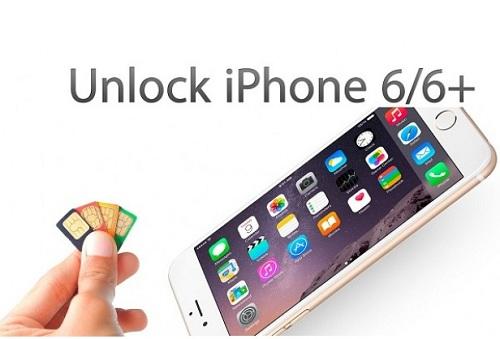 Sim ghép có tác dụng mở khóa điện thoại iPhone 6