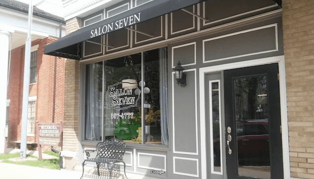Salon 7 Seven Years