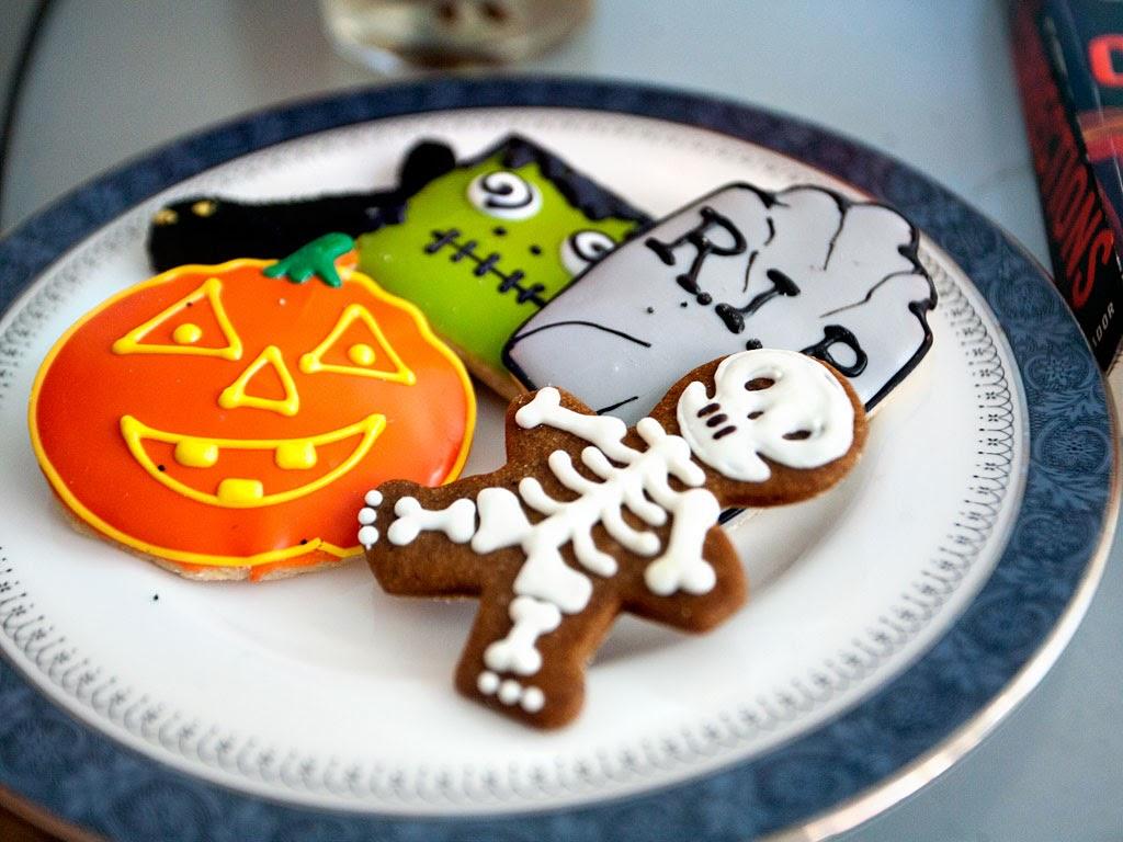 Cookies Decorating Ideas For Halloween 2013 Healthiana