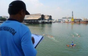 Kopassus Belajar Peperangan Laut dengan Kopaska TNI AL