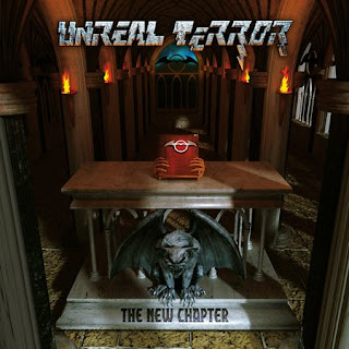 "Unreal Terror - ""Time Bomb"" (lyric video) from the album ""The New Chapter"""