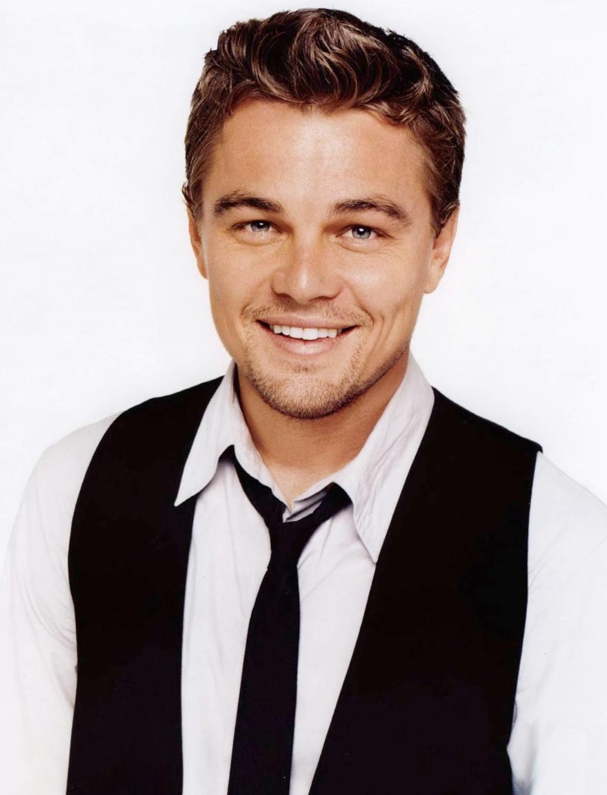 Leonardo Dicaprio S Short Hairstyles Guys Fashion Trends
