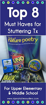 Top 8 Must Have Materials for Stuttering Therapy for SLPs