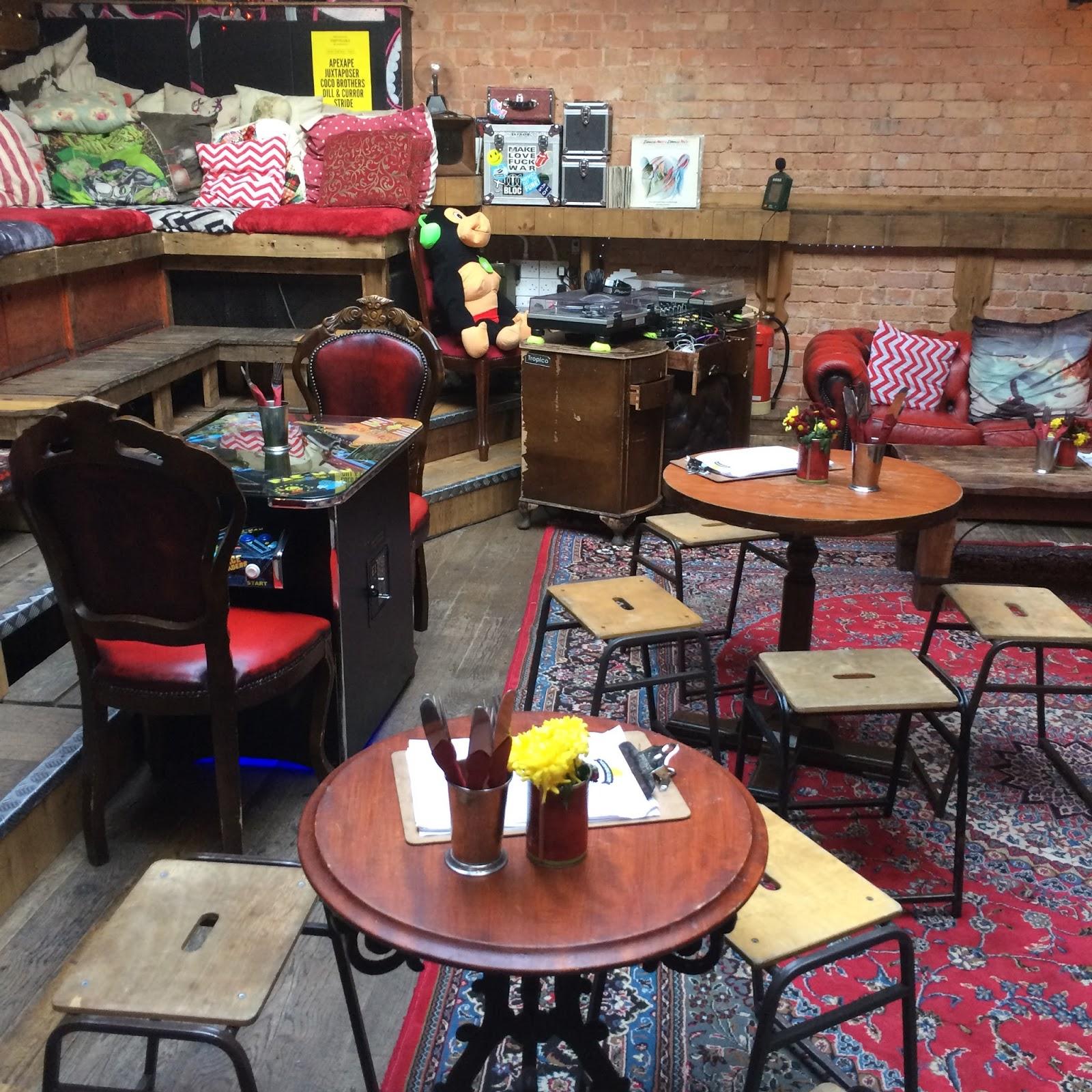 Gonzo S Tea Room  London Street