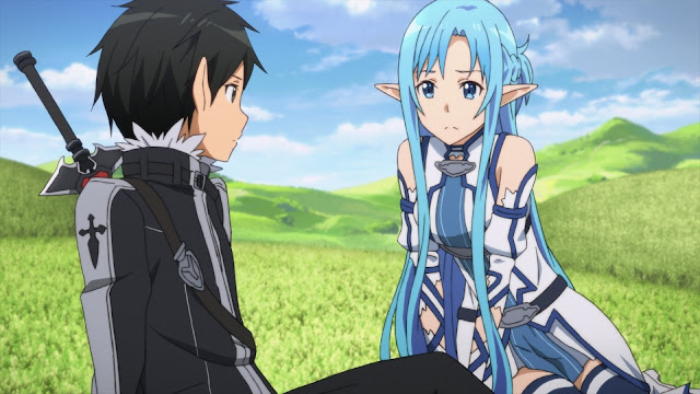 Sword Art Online BD Season 2 Subtitle Indonesia Episode (1-24)