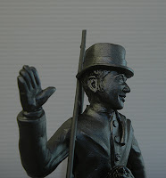 statuette artistiche personalizzate fatte a mano arredamento spazzacamino orme magiche