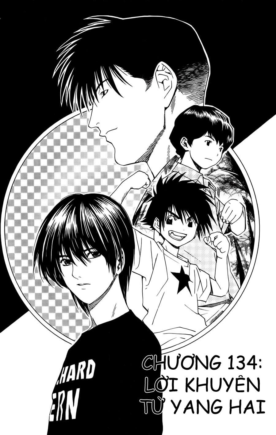 Hikaru No Go hikaru no go chap 134 trang 2