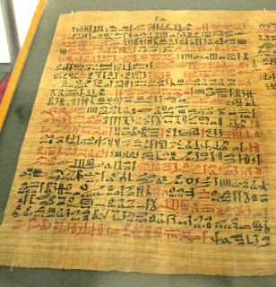 The Papyrus Ebers from Ancient Egypt