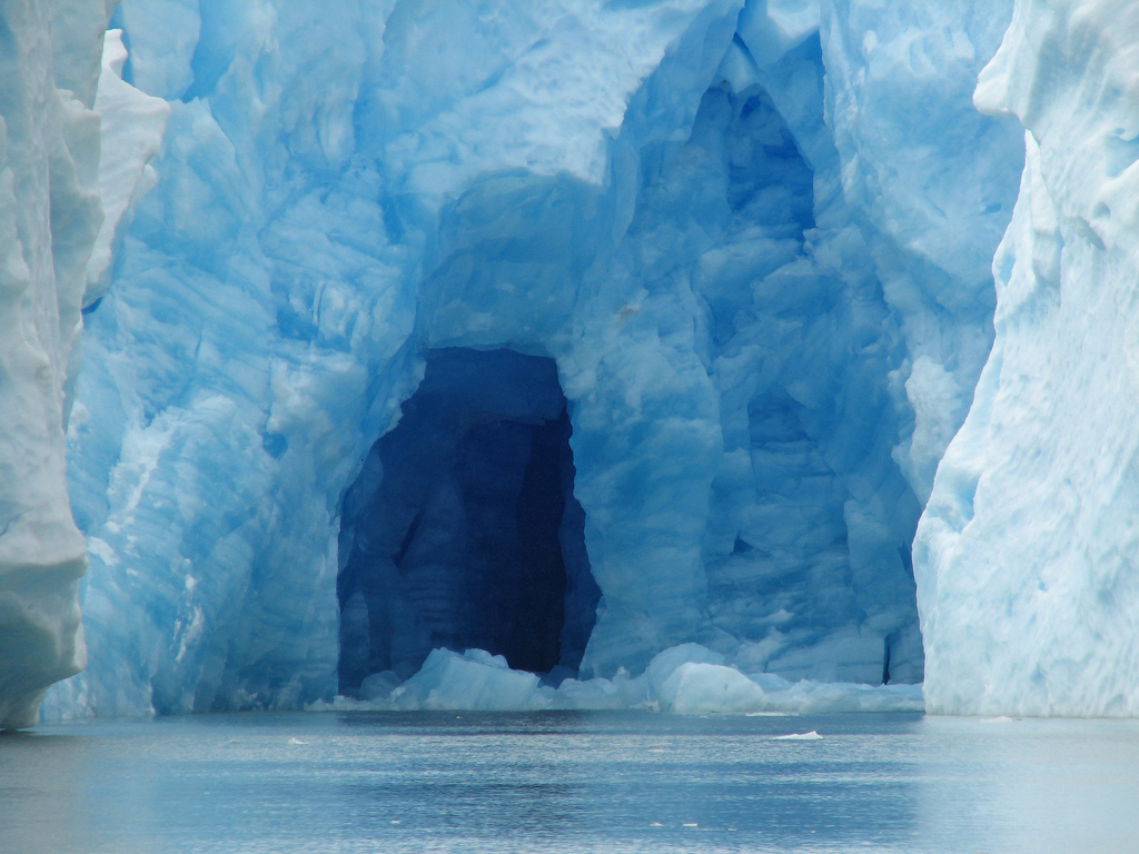 Hidden Unseen: Amazing Glacier Caves