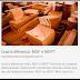 ► Qual a diferença entre: MDF e MDP?