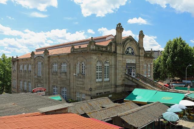 Mercado, Orense