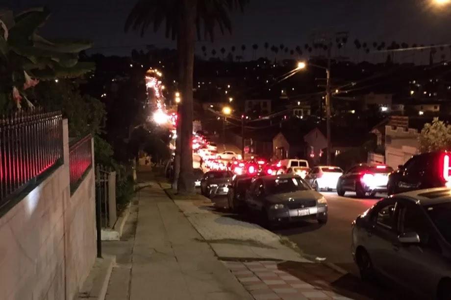 beyonce in LA