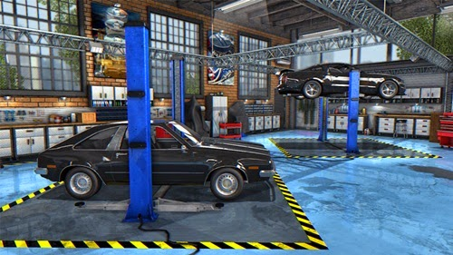 Car Mechanic Simulator 2015: Visual Tuning - PC (Download Completo)