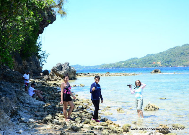 island adventure in Sipalay