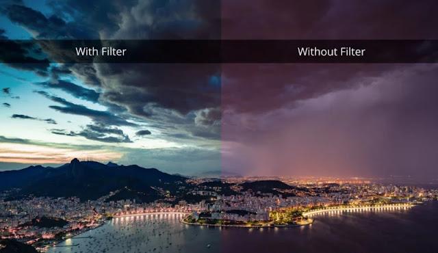 Irix: Nuovi filtri contro l'inquinamento luminoso