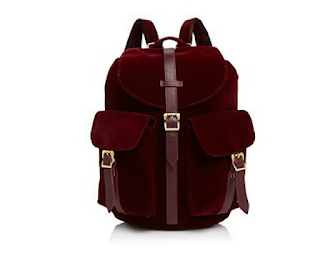 preciosos acabados de las mochilas de moda