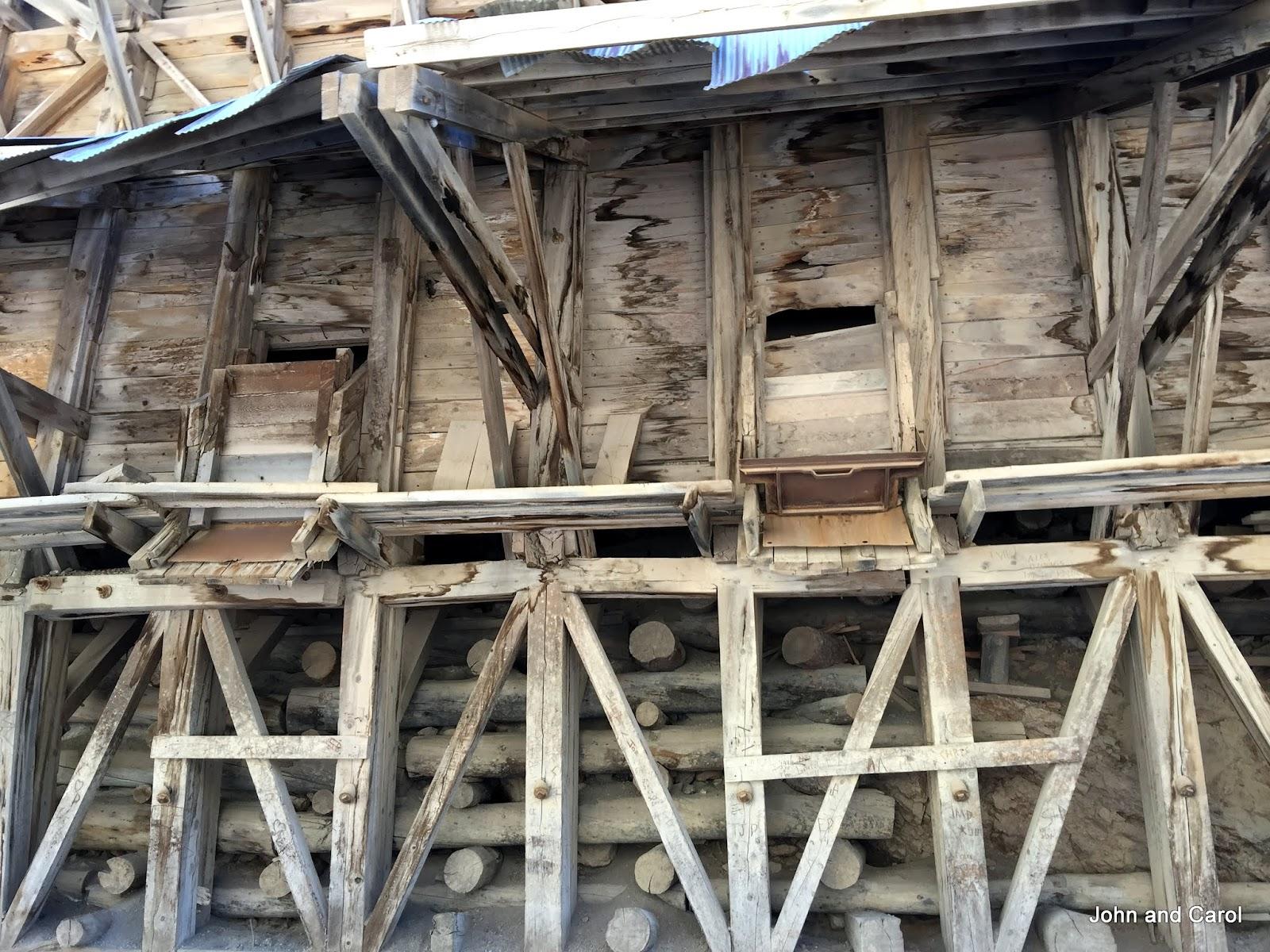 5th-Wheel Wanderings: Mining Relics