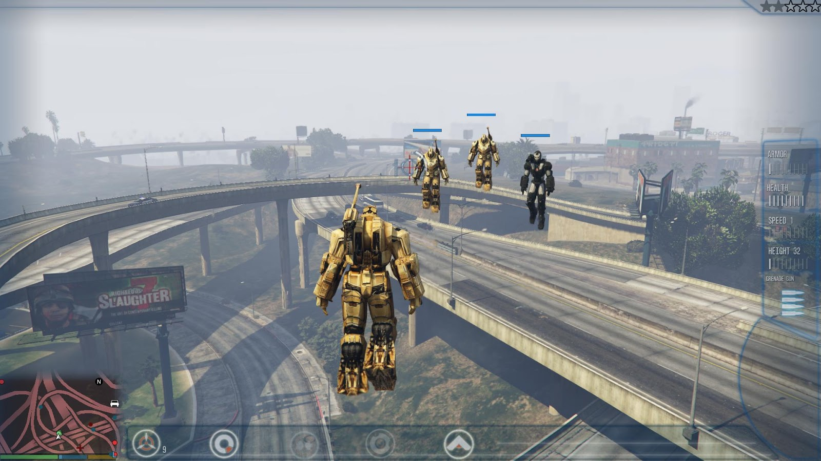GTA X Scripting: GTA V Ironman v2 0 - Download and