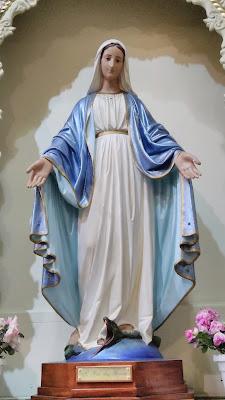 Imagem de Nossa Senhora das Graças, foto, #1