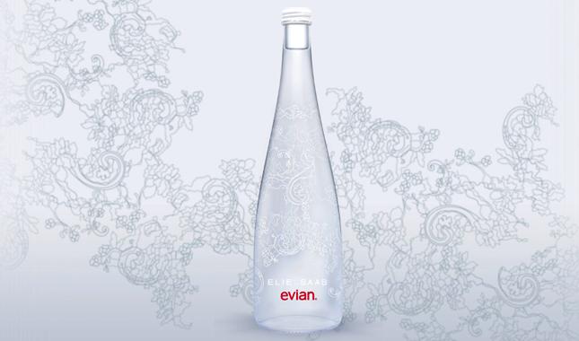 Oh Yisus 161 Gana Una Botella De Colecci 243 N Evian By Elie Saab