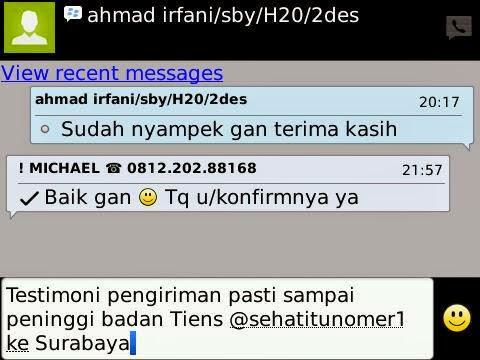 Peninggi badan /produk Tiens di Surabaya | 0812.202.88168 ...