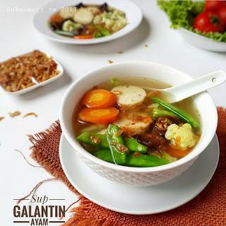Ide Resep Masak Sup Galantin