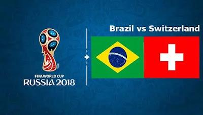 موعد  مباراة البرازيل وسويسرا الأحد 17-6-2018 ضمن مباريات كأس العالم 2018 و القنوات الناقلة