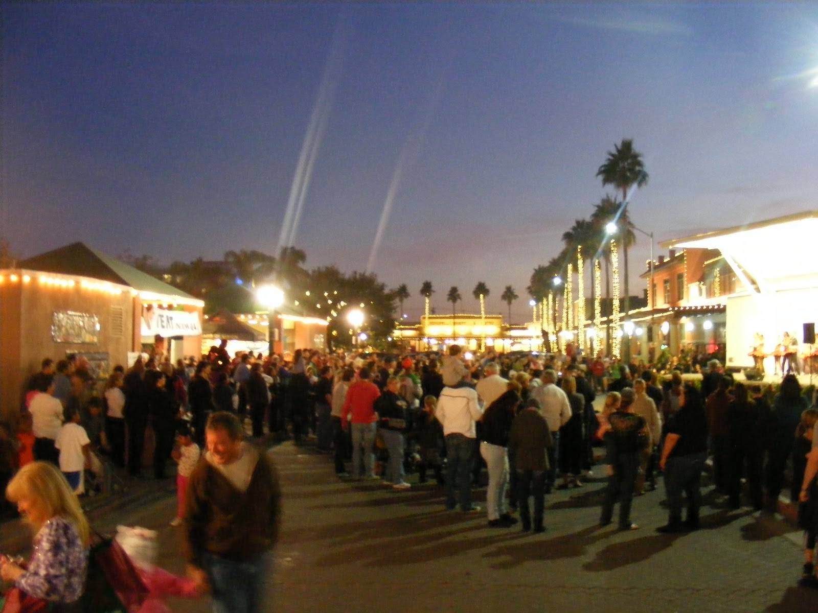 StreetFishing: Chandler Parade Of Lights