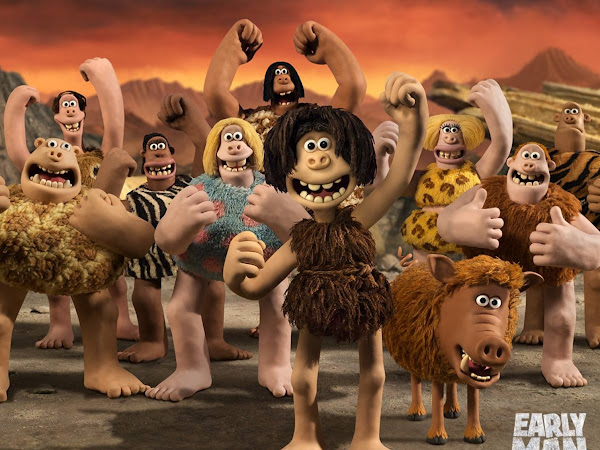 #EARLYMAN -  FAMILY MOVIE FUN FOR ALL AGES