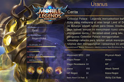 Skill Hero Uranus Mobile Legends, Cara Menggunakan, Kelebihan Kekurangannya