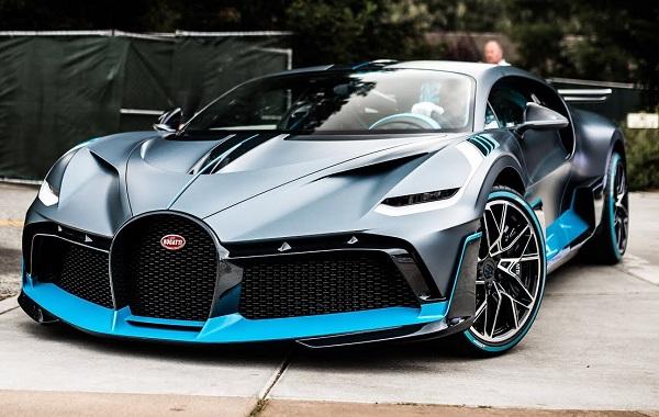 Ficha Técnica Bugatti Divo
