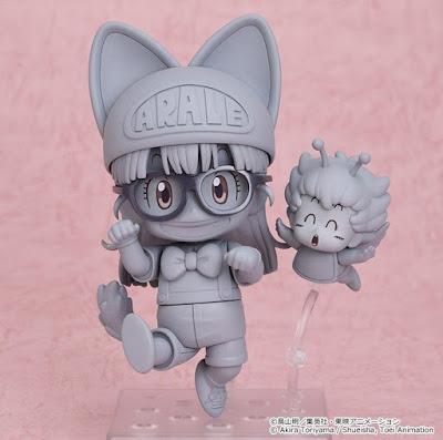 Nendoroid Arale Cat Ear ver. de Dr Slump