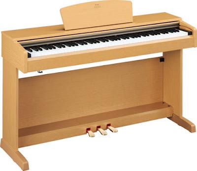 Đàn piano điện Yamaha YDP-161 đã qua sử dụng giá rẻ
