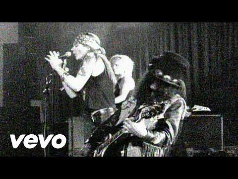 Guns N' Roses Hits 1988 Sweet Child o' Mine
