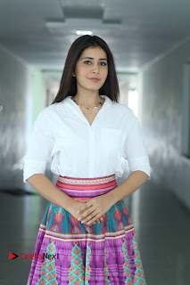 Rashi Khanna in Spicy Colorful Skirt Cute Pics and Shoes