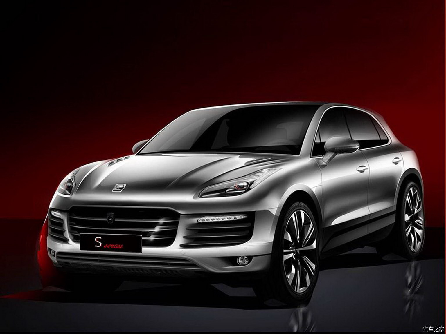 Zotye Brushes Off Porsche Will Debut Sr8 Macan Copy At