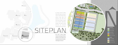 Siteplan Askara House