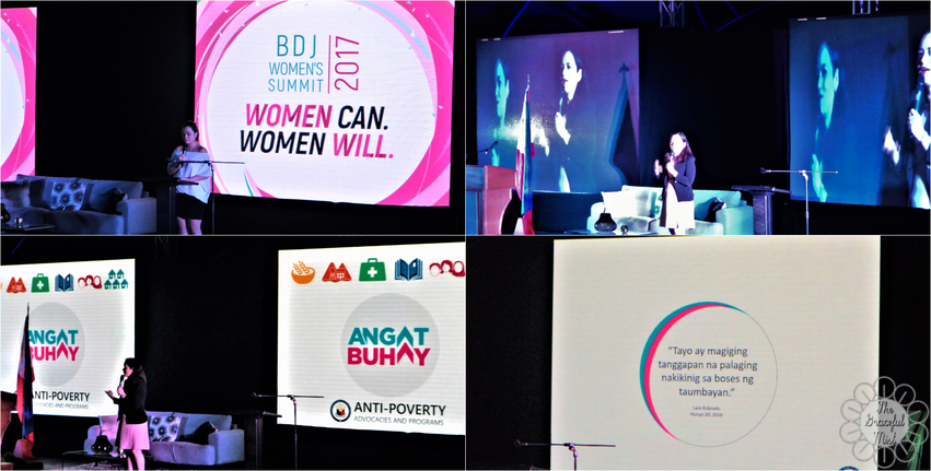 BDJ Women`s Summit 2017: Women Can. Women Will. - Samsung Haul at SM Aura - March 25, 2017 - Guest Speakers - Vice President Leni Robredo - Abbygale Arenas - Jodi Sta. Maria - Hidilyn Diaz - Rebecca Bustamante-Mills - Pia Gladys Perey - Jamie Pizarro of TheBullRunner - Danah and Stacy Gutierrez of Plump.Ph - Philippines - Events - Filipino - Lifestyle Blogger - (Image by @TheGracefulMist | www.TheGracefulMist.com) - President Darlyn Ty - Belle De Jour Power Planner - Viviamo! Inc.