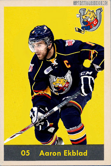 Image result for aaron ekblad a very barrie colts blog