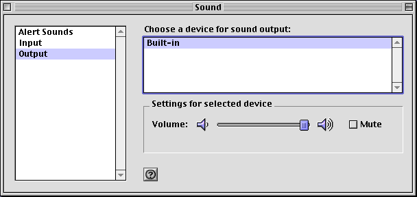 Enabling sound in a SheepShaver OS 8.6 environment