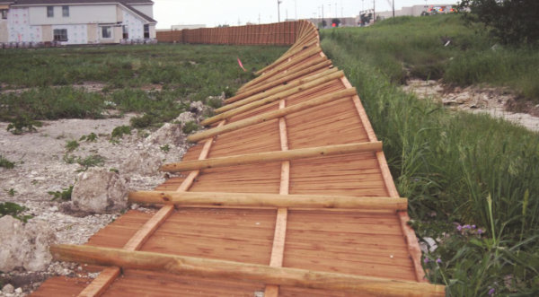 The Fence Line Protect Your Fence From Storm And Wind Damage
