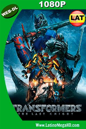 Transformers El Último Caballero (2017) [IMAX EDITION] Latino HD WEBDL 1080P - 2017