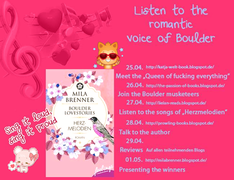 Listen to the romantic voice of Boulder