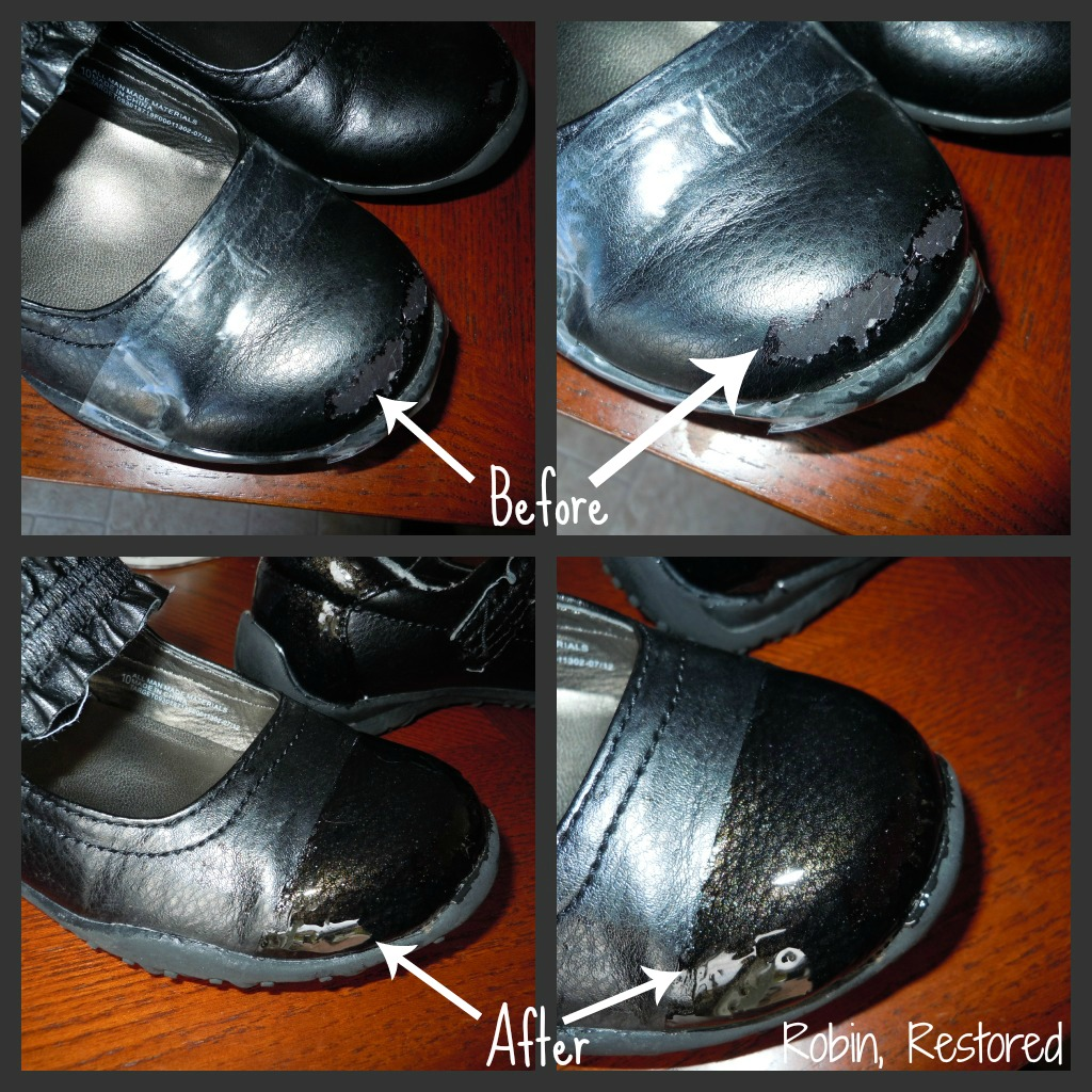 Urethane Shoe Repair