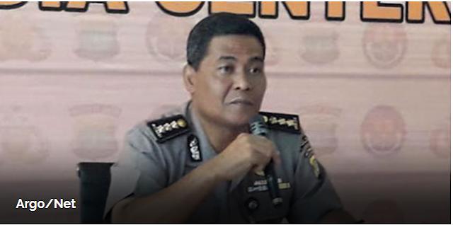Kata Polisi: Penetapan Habib Rizieq sebagai Tersangka Sesuai dengan Tuntutan Masyarakat