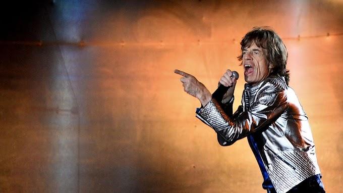 """Mick Jagger: """"Me siento mucho mejor y aliviado"""""""