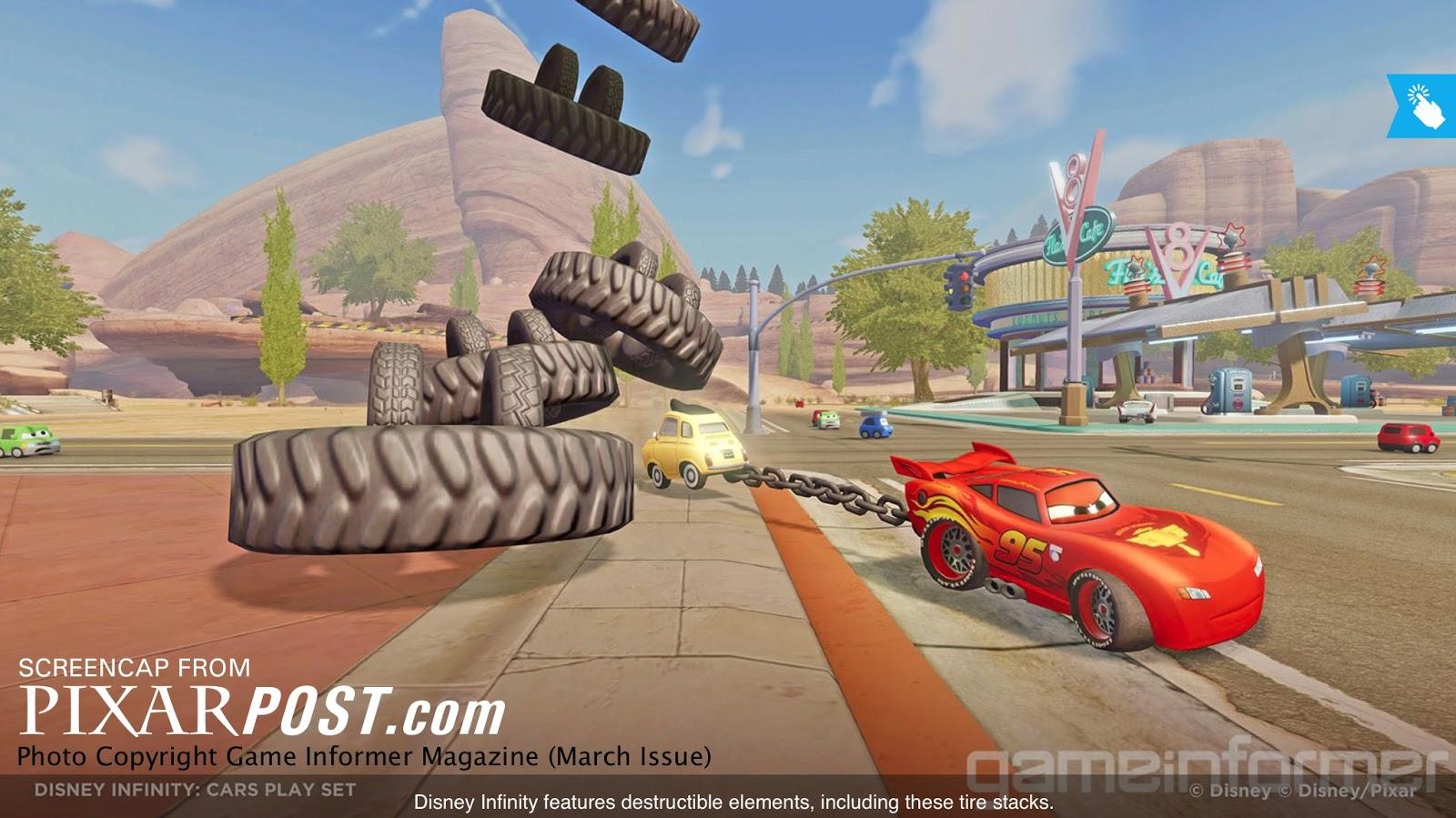 Disney Infinity New Cars Characters Revealed Pixar Post